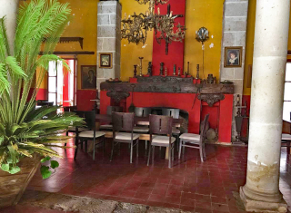 10 Hacienda Tzintzimeo Comedor