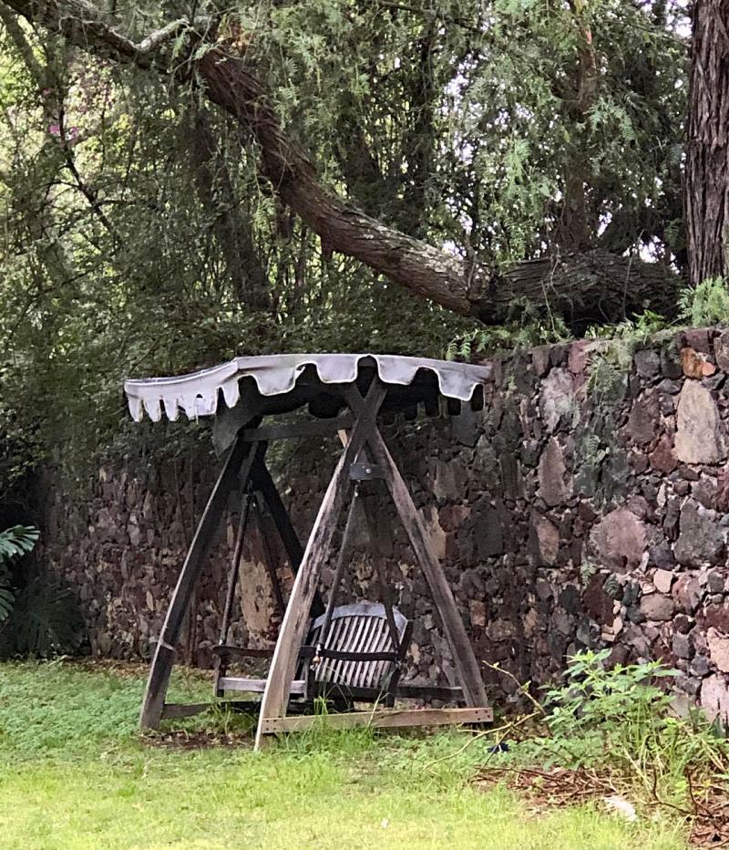 Hacienda Tzintzimeo Columpio 1a