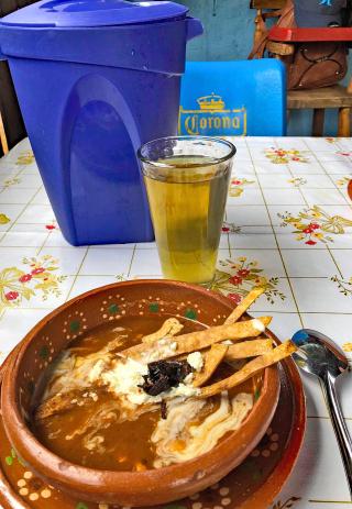 7 Beto Chef Sopa Tarasca