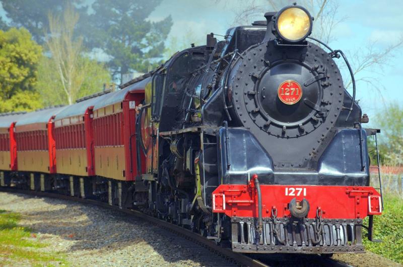 Hamburguesa Train 1