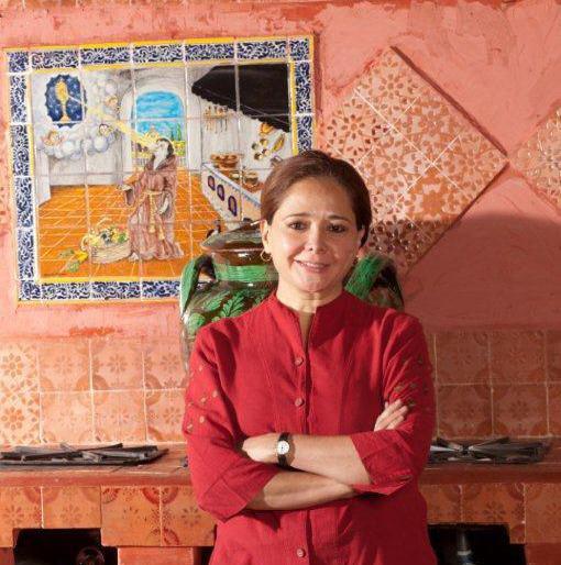 Cynthia Martínez Filipina Roja