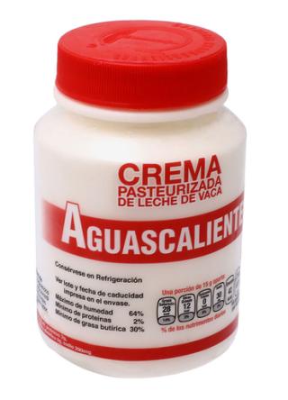 Crema Aguascalientes
