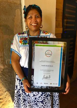 Rosalba Morales Bartolo Maestra Cocinera 08-03-2021 2