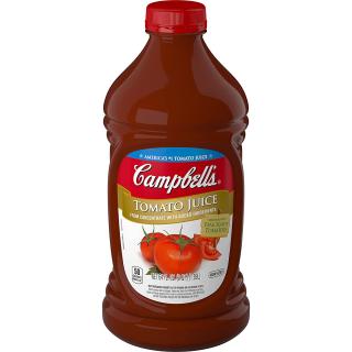 Campbell's Tomato Juice 64 oz 1