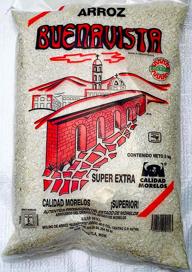 Arroz Buenavista Package 1