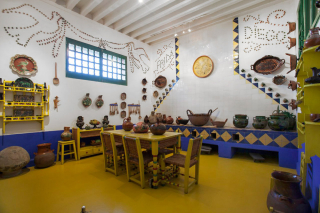 Mexican Kitchen Museo Frida Kahlo2