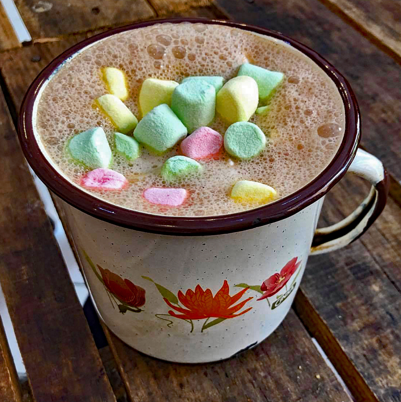 Abuelo Chocolate 1