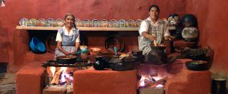 Mexican Kitchen Tradicional Michoacan