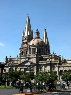 Mexico Cooks!: Landmarks and Monuments in Guadalajara