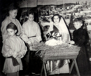 Christmas_pageant_1953